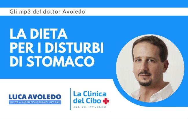 Il dottor Avoledo parla di reflusso e salute dello stomaco