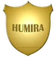 Humira - my shield against rheumatoid disease.
