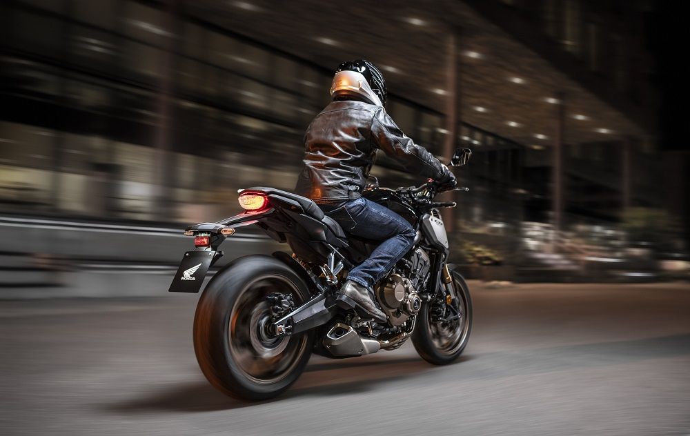 Honda CB650R phiên bản mới