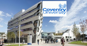 International Country Awards For Foreign Students At Coventry University in UK, 2020