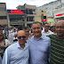 Vice-prefeito de Gandu participa de inauguração do SAC de Ipiaú, com a presença do governador Rui Costa.