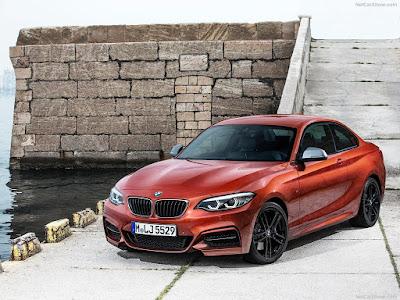 سيارات بي ام دبليو 2018 - 2018 BMW M240i Coupe