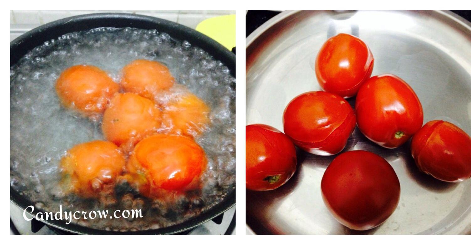 Tomato Jam recipe step by step