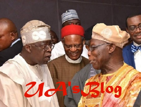 Tinubu Not Man Enough To Say Ugly Things He Often Say Against Buhari Publicly - Obasanjo's Coalition Attacks Jagaban