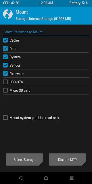 Cara Install Twrp Di Asus Zenfone Max Pro M1 17
