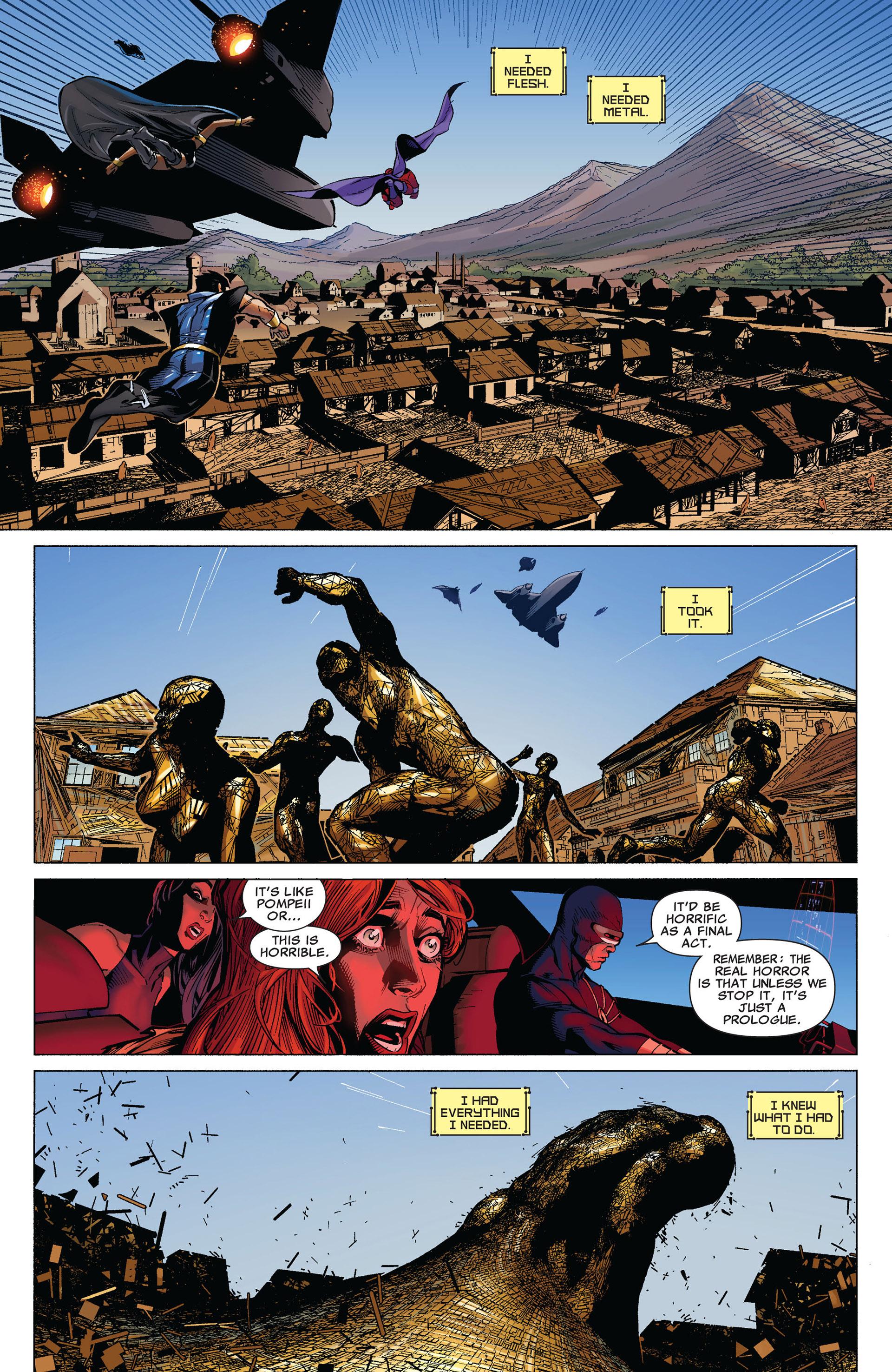 Read online Uncanny X-Men (2012) comic -  Issue #4 - 14
