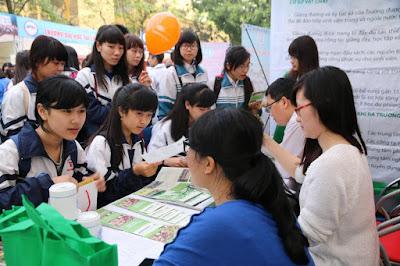 Tư vấn tuyển sinh Đại học và Cao đẳng tại Quảng Ngãi