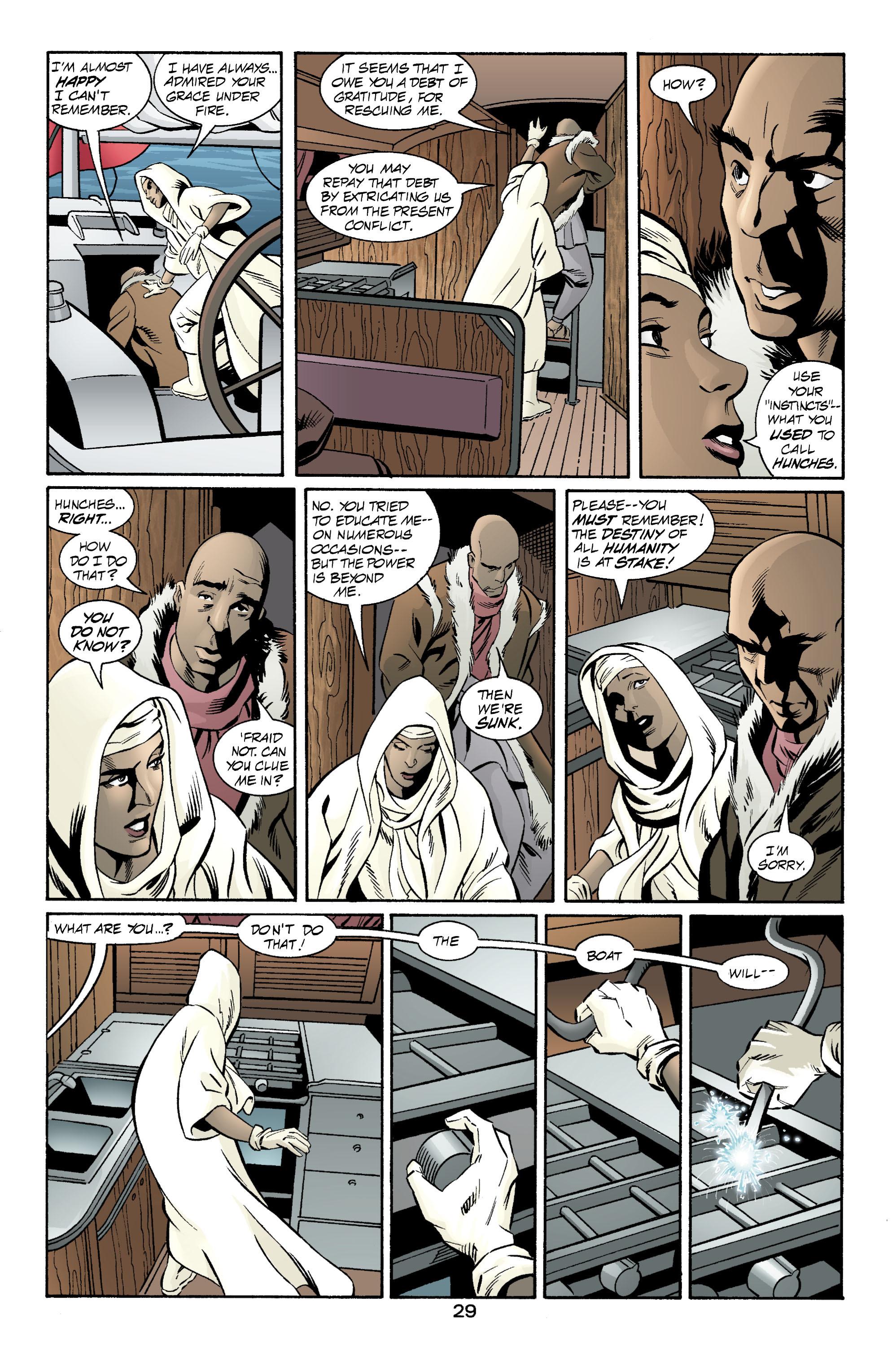 Detective Comics (1937) 752 Page 28