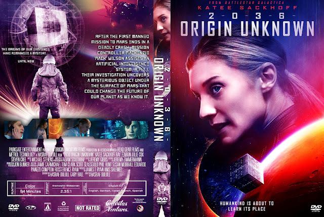 2036 Origin Unknown DVD Cover