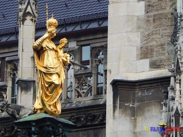 Virgen María Marienplatz