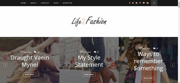 blog-website-themes