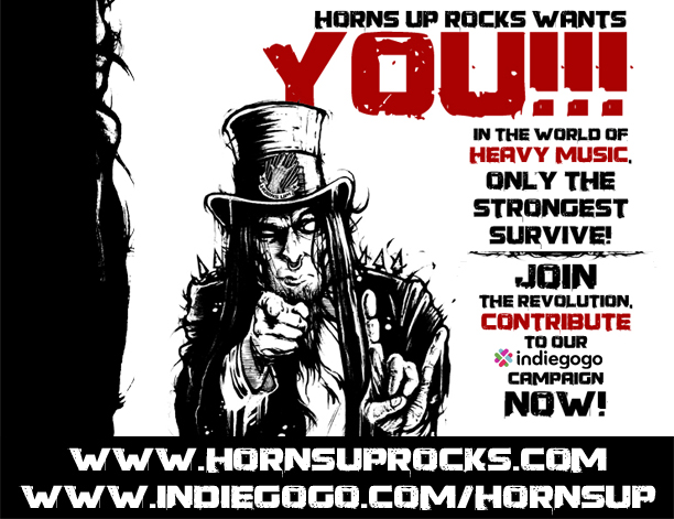 Horns Up Rocks: Submit Your Bands DEMO To METAL BLADE RECORDS!
