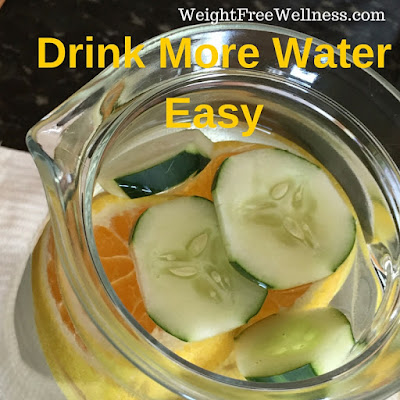 Simple Solutions to Drink More Water