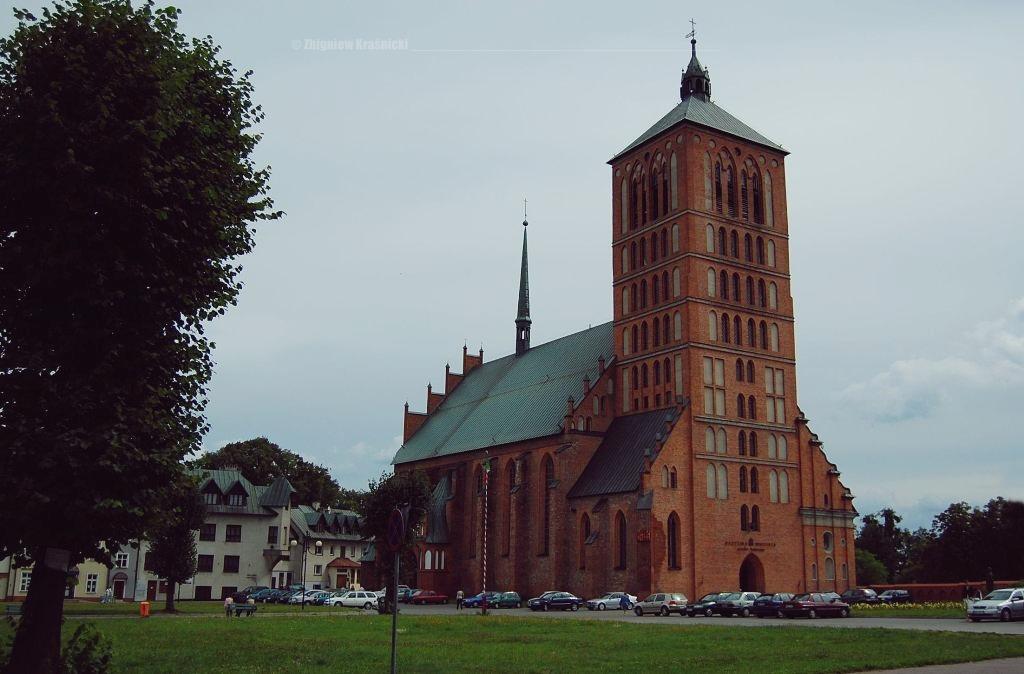 Braniewo, kościół