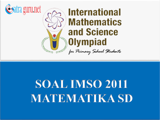 Soal IMSO Matematika 2011