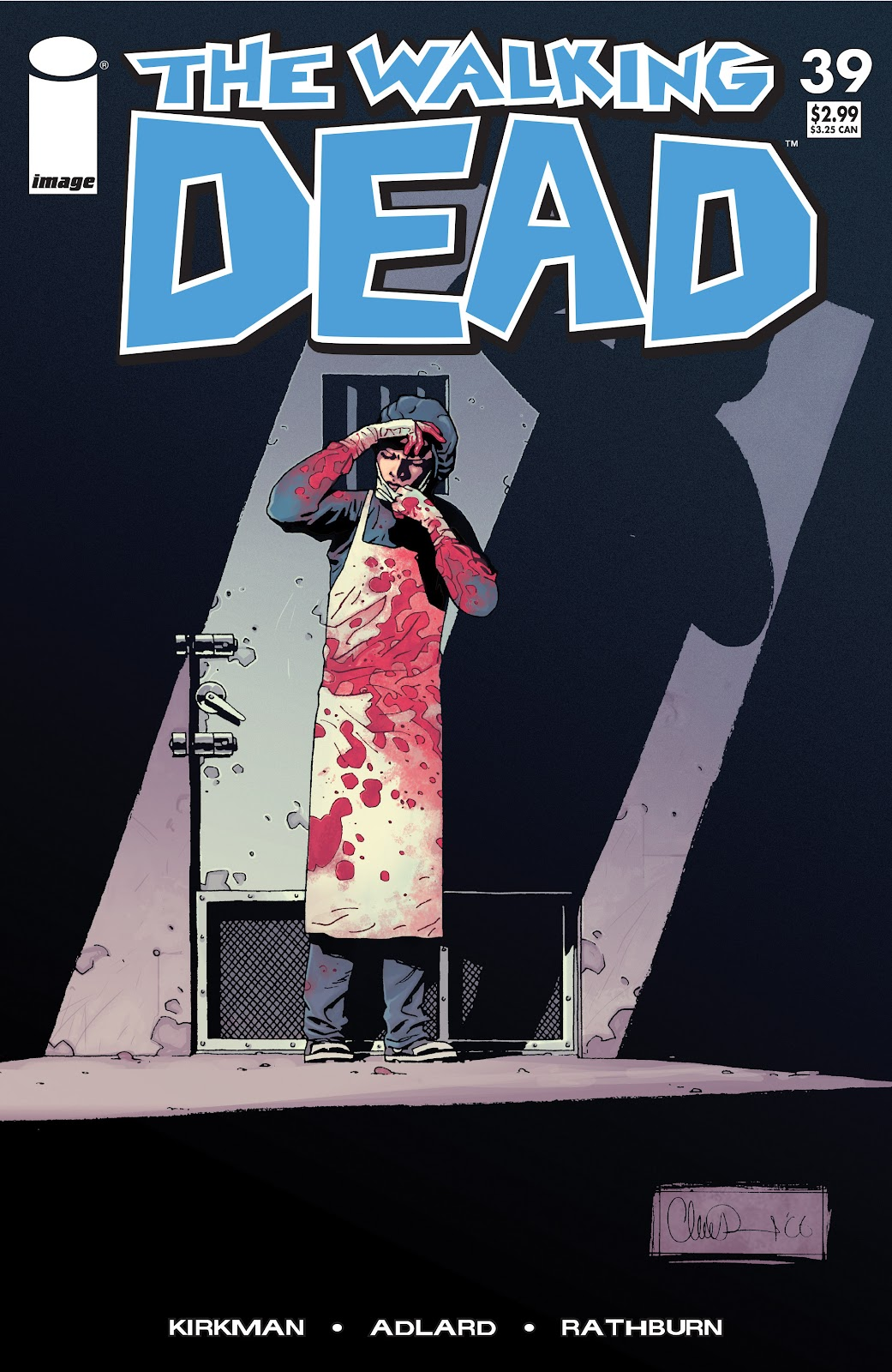 The Walking Dead issue 39 - Page 1