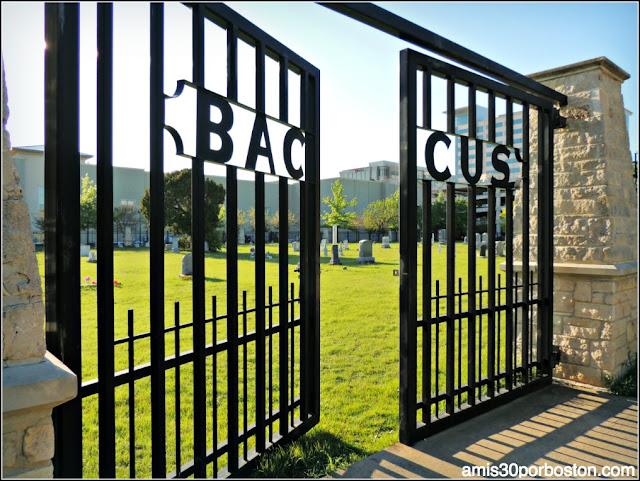 Baccus Cemetery en Plano, Texas