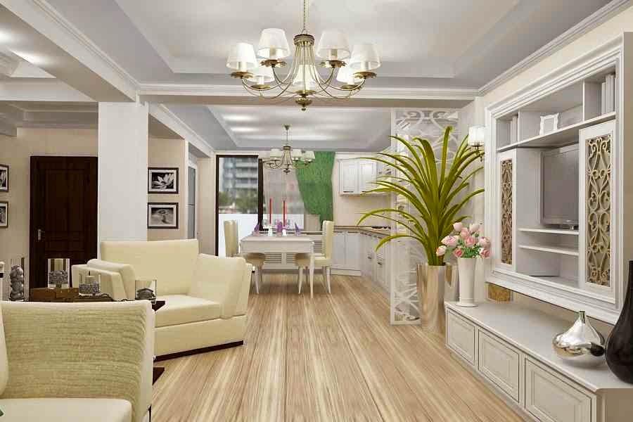 design interior living de lux preturi