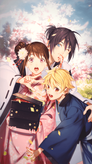 Noragami - Noragami Wallpaper