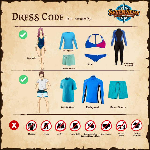 seven seas cagayan dress code