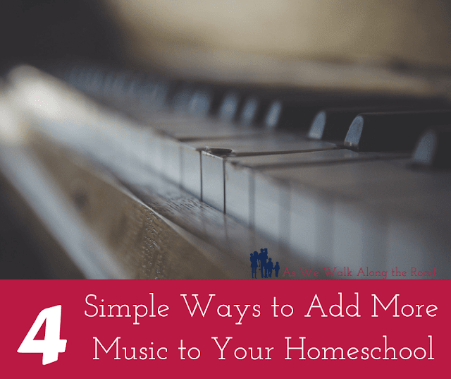 Music in your homeschool
