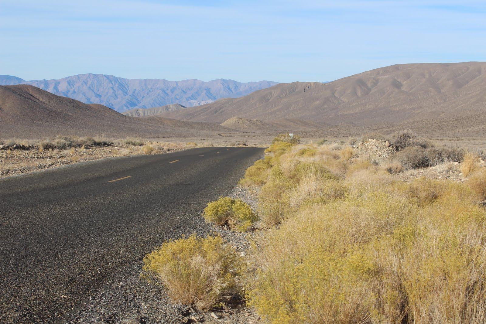 road trippin: Lone Pine & Death Valley