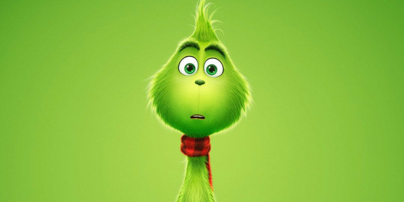 Dr.Seuss How The Grinch Stole Christmas