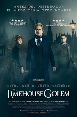 The Limehouse Golem 2016 Custom HD Dual Latino 5.1