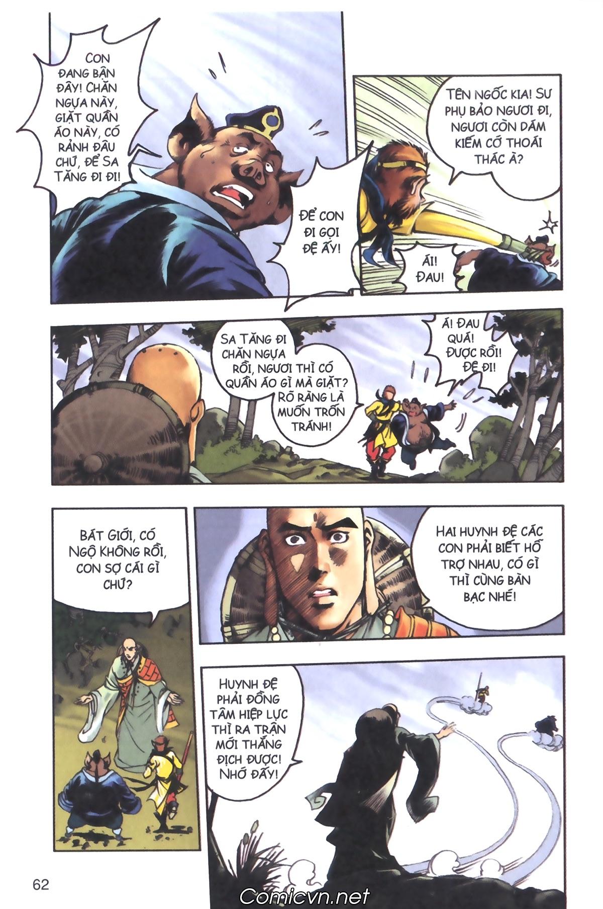Tây Du Ký màu - Chapter 120 - Pic 22