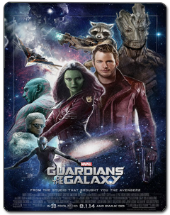 Guardiões da Galáxia Torrent (2014) – BluRay Ultra HD Dublado 5.1 Download