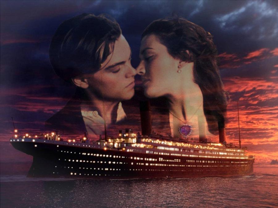 100 a os del hundimiento del titanic sol y luna - Jack and rose pics ...