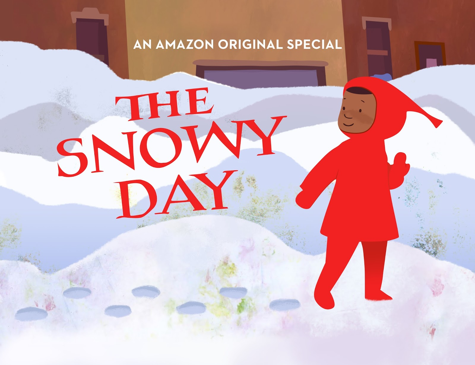 Maria S Space The Snowy Day By Ezra Jack Keats Is Now An
