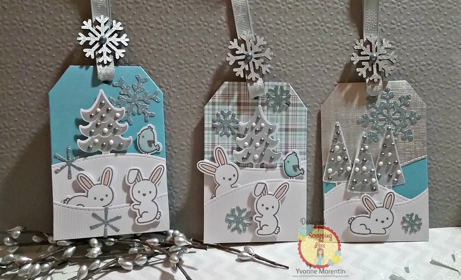 adventure of the creative mind lawn fawn tag  gift