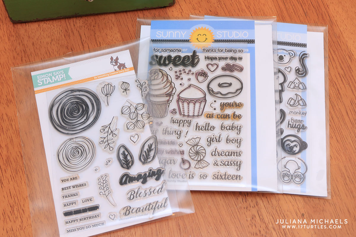 Card Making Storage Ideas Part - 31: Scrapbook And Card Making Storage Ideas - Juliana Michaels Of 17turtles  Shares Her Creative Space And