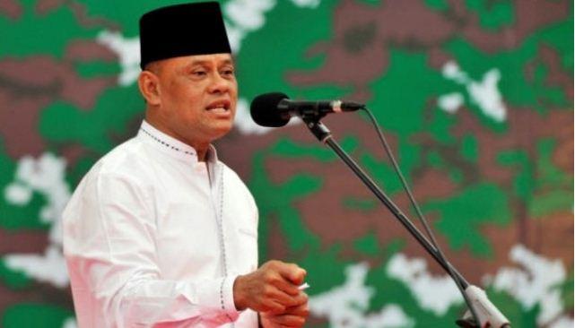 Panglima TNI berpesan dihadapan para Presiden BEM
