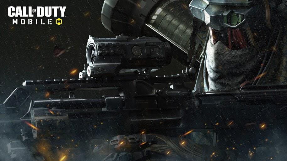 Call of Duty Mobile, Phantom, 4K, #7.1588