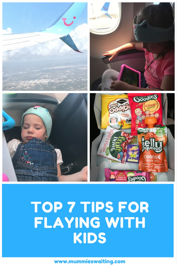 top 7 tips for flying with kids