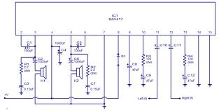 Remarkable 50W Power Amplifier With Stk 1050 Circuit Diagram Basic Wiring Cloud Hisonuggs Outletorg