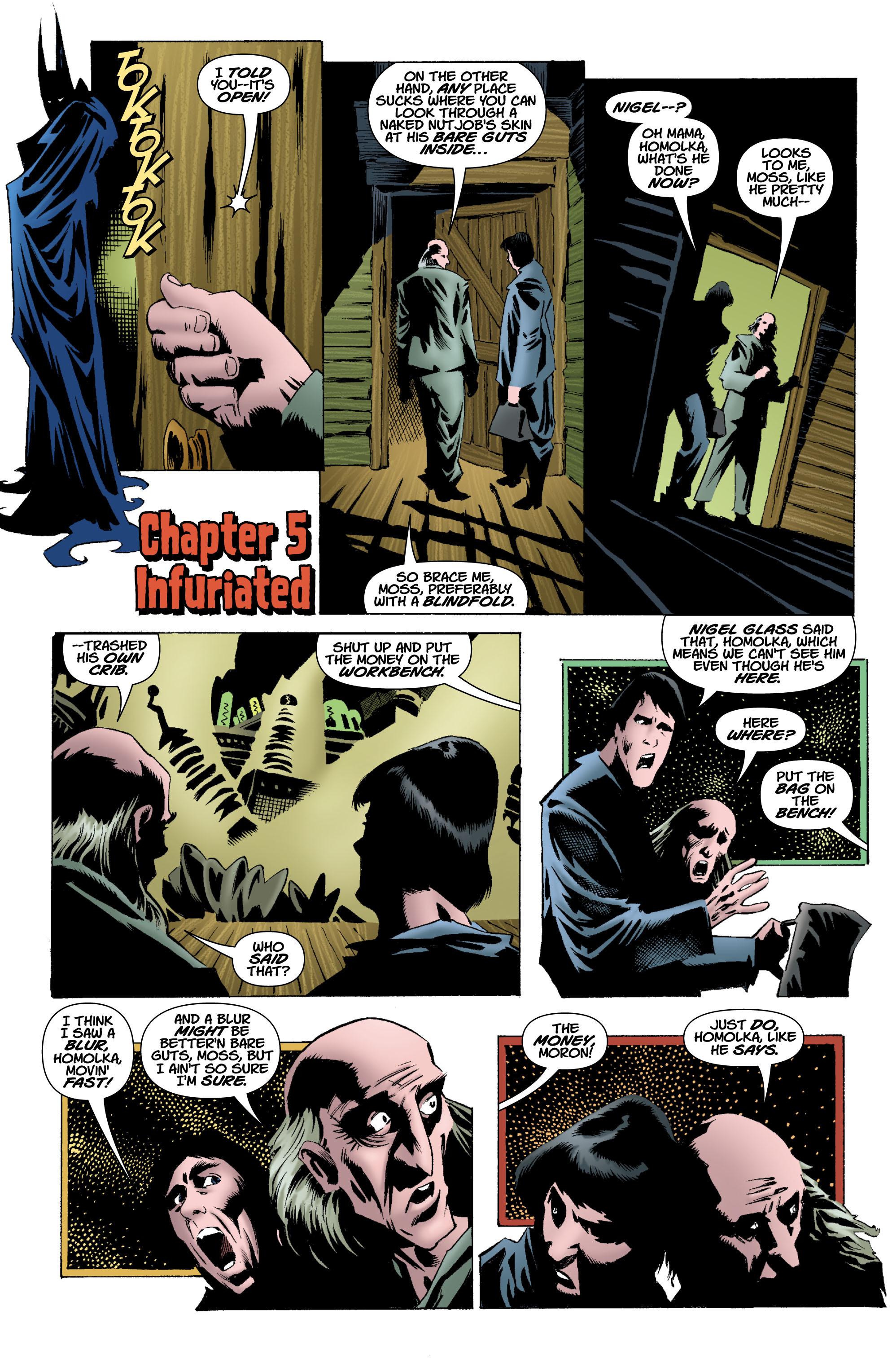 Read online Batman: Unseen comic -  Issue #2 - 14