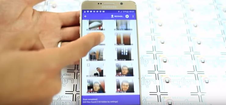 خطير جدا هاتفك لا يقوم بحذف الصور كما تعتقد! بعد هذه التجربة  ستتفاجأ ان الصور التي حذفتها لازالت موجودة على الهاتف ..!
