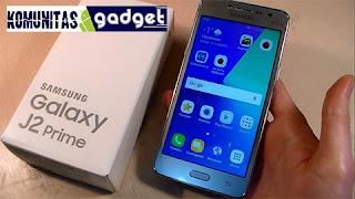 Samsung J2 Prime 2016