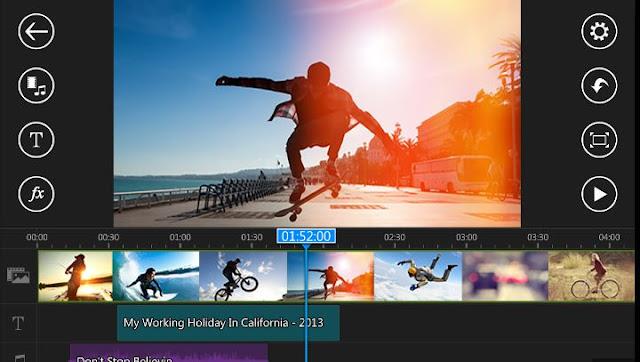 5 Aplikasi Edit Video Terbaik untuk Android Anda