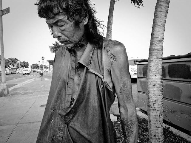 Fotografkinja pronašla oca među beskućnicima