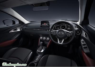 Xe Mazda CX-3