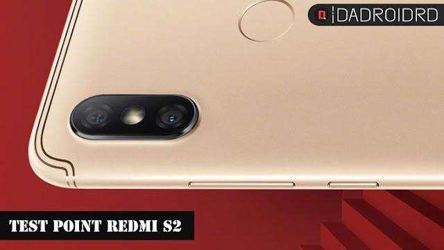 Ini dia letak Test Point Xiaomi Redmi S2
