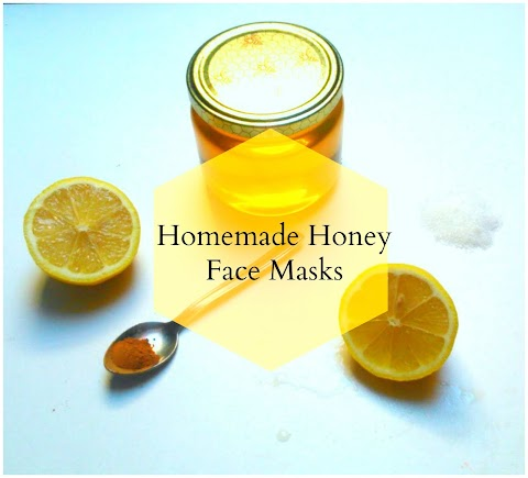 3 Homemade Honey Face Masks