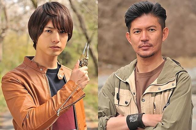 Kamen Rider Hibiki's Kyosuke Kiriya & Kamen Rider Todoroki to Appear in Kamen Rider Zi-O!