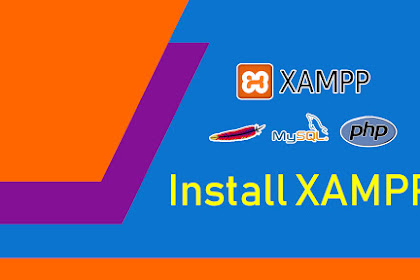 Instalasi XAMPP di Windows 7 dan koneksi MySQL dengan Navicat Lite