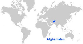image: Afghanistan Map Location