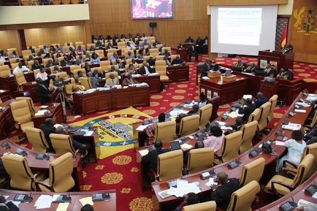 Dissolution of 6th Parliament of Ghana Live TV